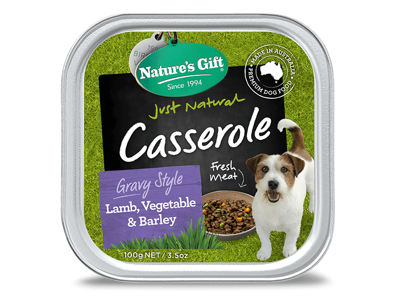 Nature's Gift | Natural Pet Food